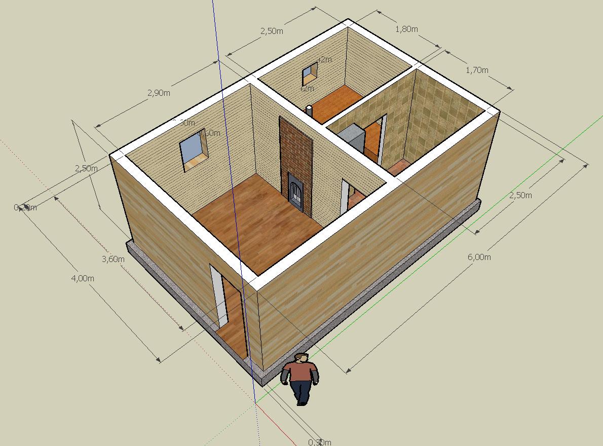 Проект бани 6 х 4 : особенности составления, примеры и фото Как построить